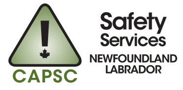 Safety Services Newfoundland Labrador Logo